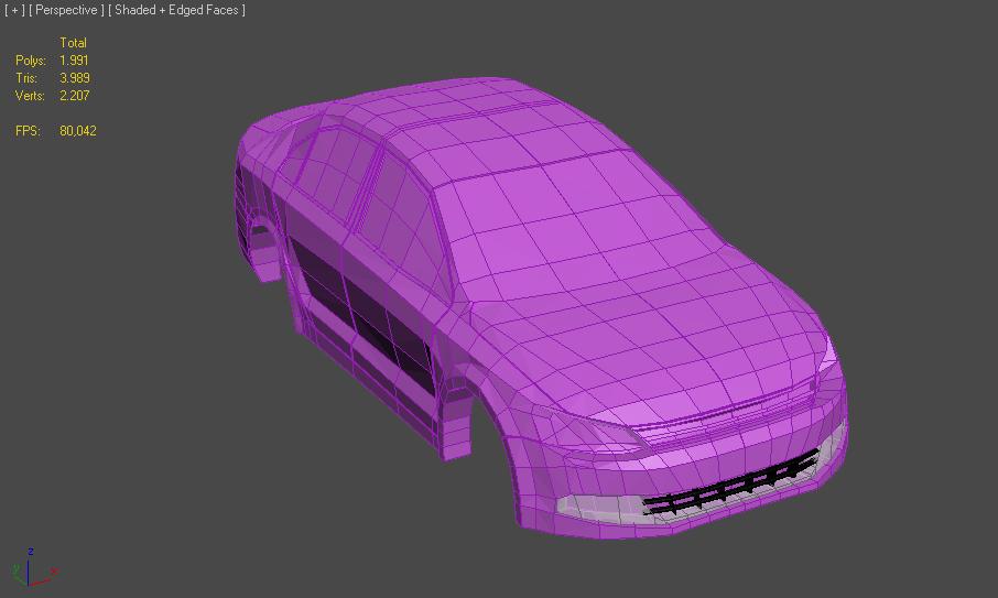 VW Jetta MK VI progress02