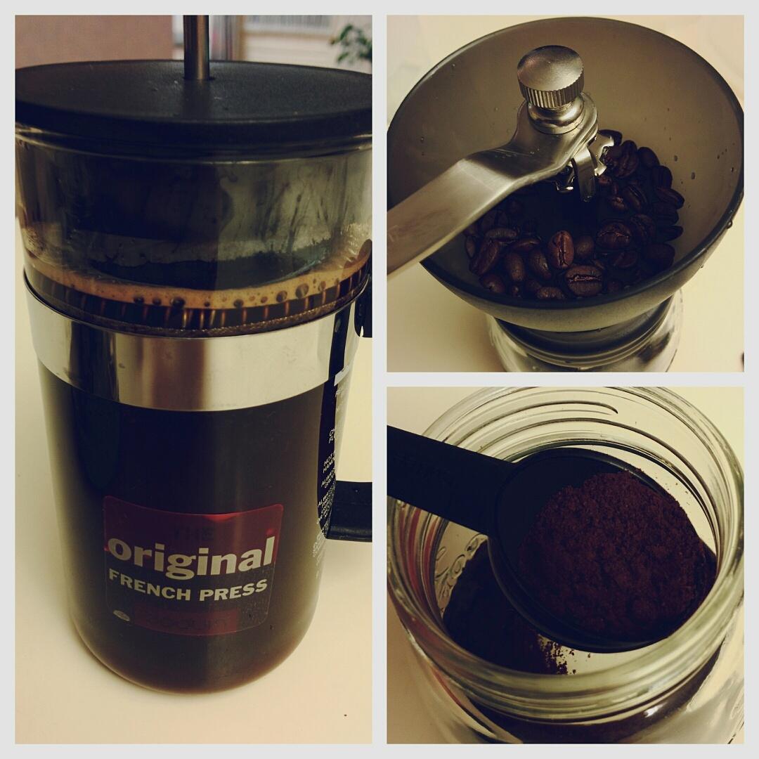 coffee grinder beans