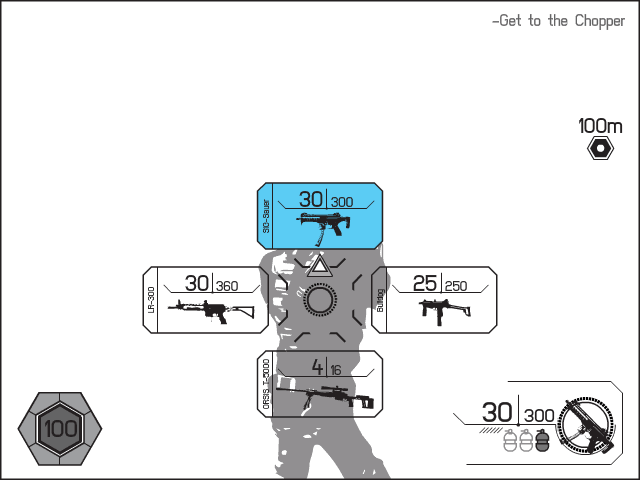 UI_WeaponSelection screen